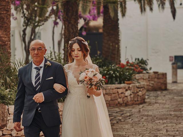 Il matrimonio di Angela e Federico a Ostuni, Brindisi 33