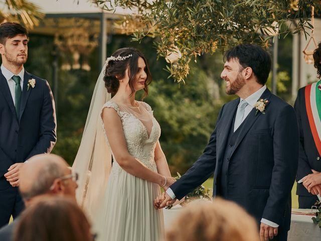 Il matrimonio di Angela e Federico a Ostuni, Brindisi 37
