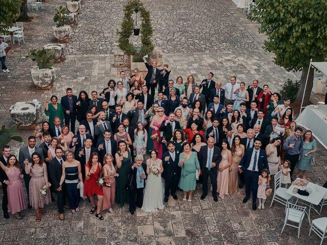Il matrimonio di Angela e Federico a Ostuni, Brindisi 53