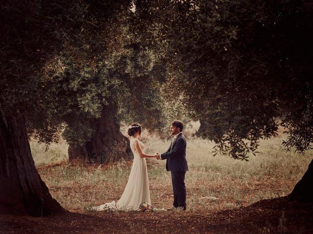 Il matrimonio di Angela e Federico a Ostuni, Brindisi 55