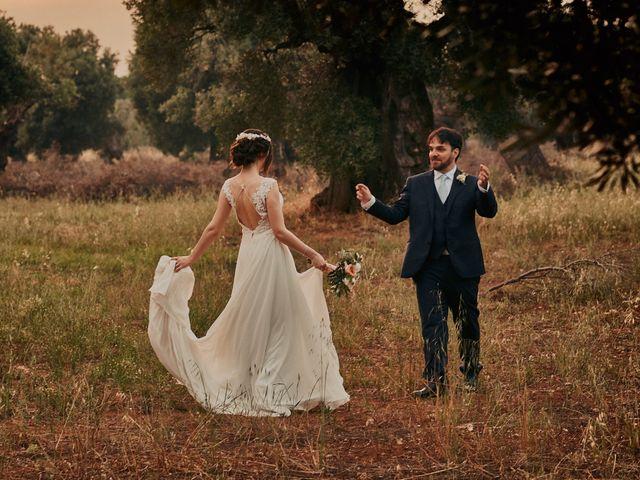 Il matrimonio di Angela e Federico a Ostuni, Brindisi 56