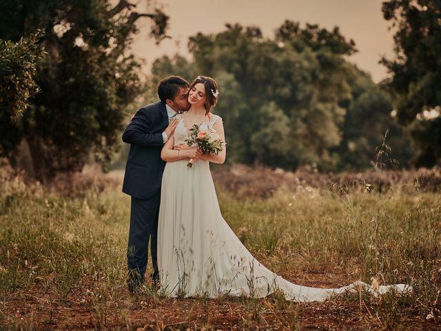 Il matrimonio di Angela e Federico a Ostuni, Brindisi 60