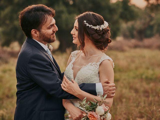 Il matrimonio di Angela e Federico a Ostuni, Brindisi 61
