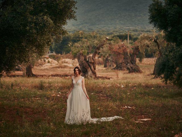 Il matrimonio di Angela e Federico a Ostuni, Brindisi 65