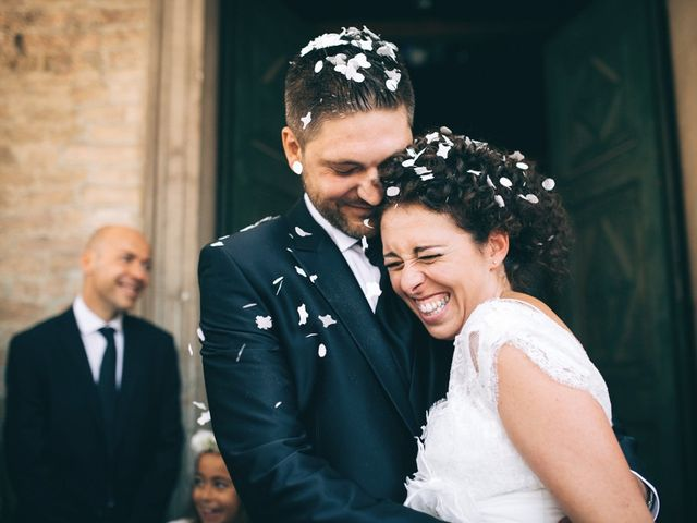 Il matrimonio di Gioele e Daniela a Pasiano di Pordenone, Pordenone 20