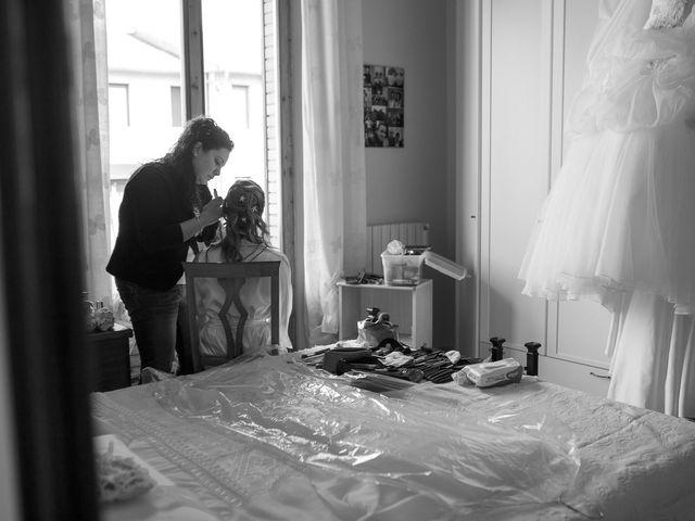 Il matrimonio di Gianni e Katia a Poggibonsi, Siena 9