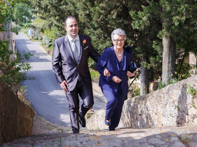 Il matrimonio di Gianni e Katia a Poggibonsi, Siena 16
