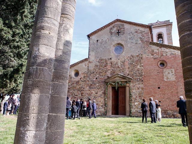 Il matrimonio di Gianni e Katia a Poggibonsi, Siena 17