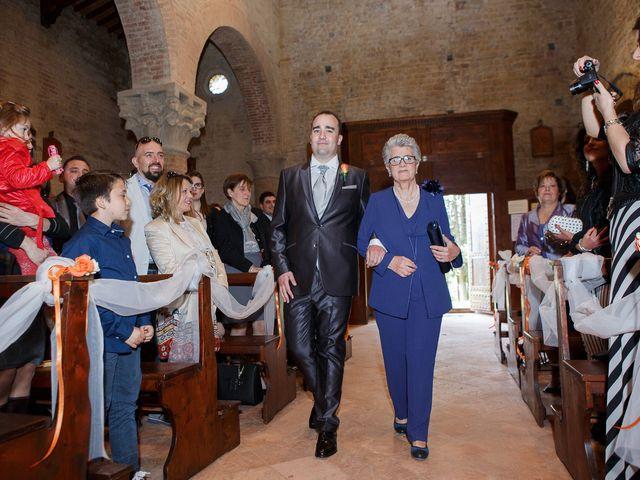 Il matrimonio di Gianni e Katia a Poggibonsi, Siena 18