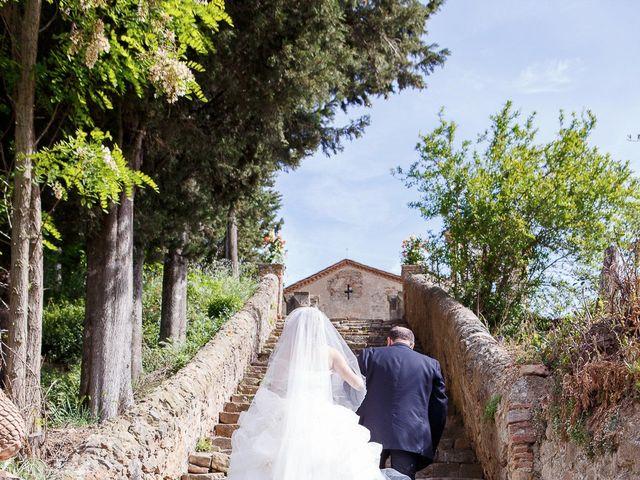 Il matrimonio di Gianni e Katia a Poggibonsi, Siena 19