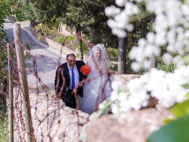 Il matrimonio di Gianni e Katia a Poggibonsi, Siena 20