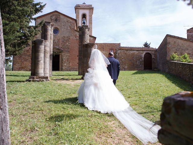 Il matrimonio di Gianni e Katia a Poggibonsi, Siena 21