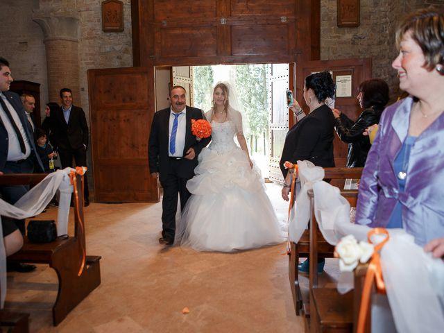 Il matrimonio di Gianni e Katia a Poggibonsi, Siena 22