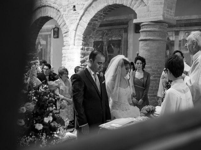 Il matrimonio di Gianni e Katia a Poggibonsi, Siena 23