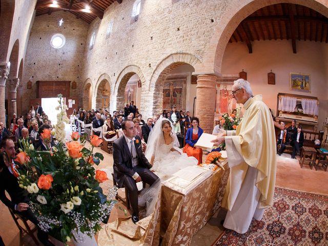 Il matrimonio di Gianni e Katia a Poggibonsi, Siena 25