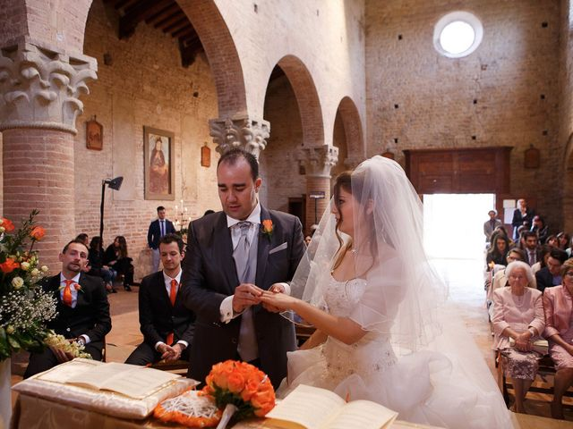 Il matrimonio di Gianni e Katia a Poggibonsi, Siena 28