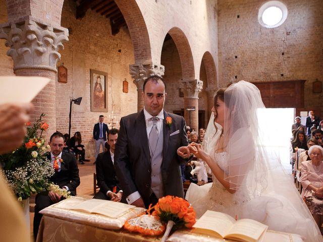 Il matrimonio di Gianni e Katia a Poggibonsi, Siena 29