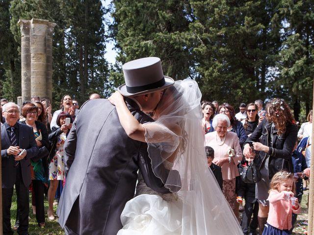 Il matrimonio di Gianni e Katia a Poggibonsi, Siena 34