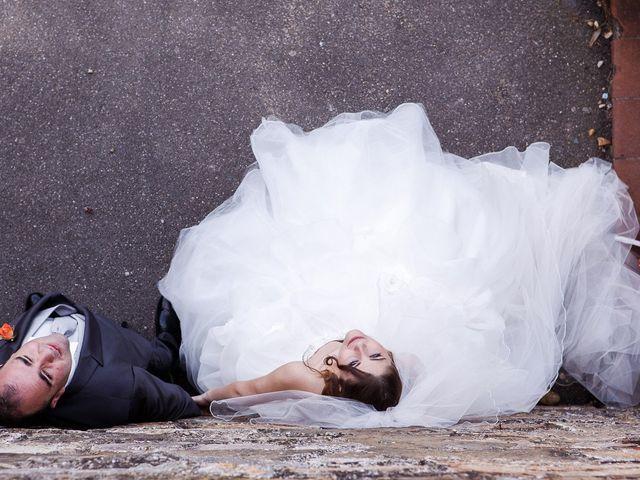 le nozze di Katia e Gianni