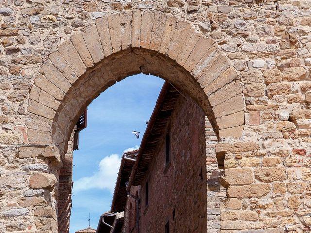 Il matrimonio di Gianni e Katia a Poggibonsi, Siena 38