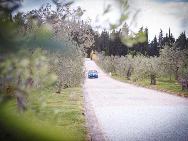 Il matrimonio di Gianni e Katia a Poggibonsi, Siena 39