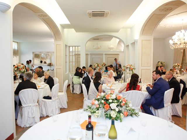 Il matrimonio di Gianni e Katia a Poggibonsi, Siena 43