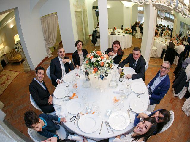 Il matrimonio di Gianni e Katia a Poggibonsi, Siena 44