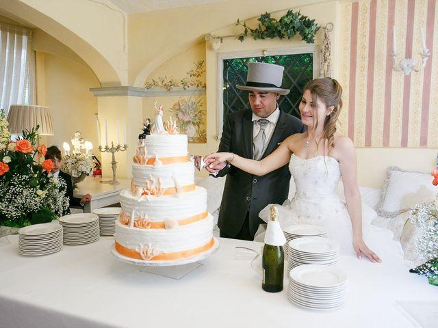 Il matrimonio di Gianni e Katia a Poggibonsi, Siena 47