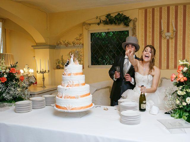 Il matrimonio di Gianni e Katia a Poggibonsi, Siena 48