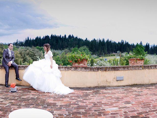 Il matrimonio di Gianni e Katia a Poggibonsi, Siena 49