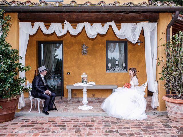 Il matrimonio di Gianni e Katia a Poggibonsi, Siena 50