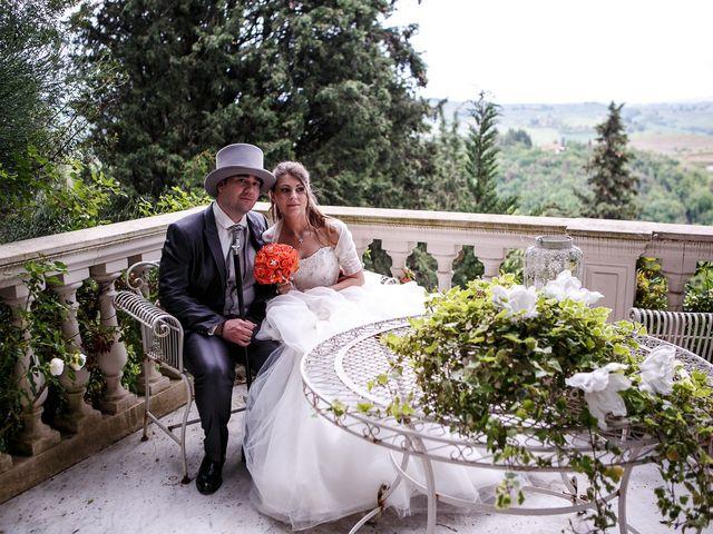 Il matrimonio di Gianni e Katia a Poggibonsi, Siena 51