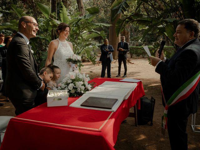 Il matrimonio di Bartolo e Rossana a Cefalù, Palermo 12
