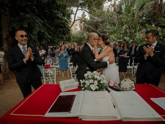 Il matrimonio di Bartolo e Rossana a Cefalù, Palermo 14