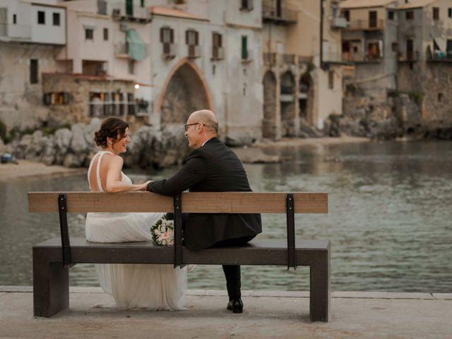 Il matrimonio di Bartolo e Rossana a Cefalù, Palermo 32