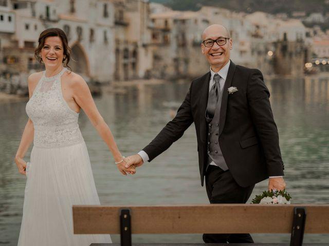 Il matrimonio di Bartolo e Rossana a Cefalù, Palermo 33