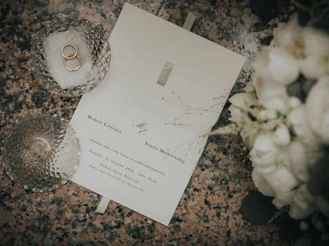 Il matrimonio di Elena e Marco a Tricase, Lecce 4