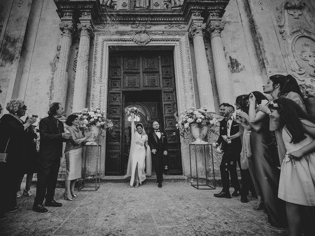 Il matrimonio di Elena e Marco a Tricase, Lecce 30