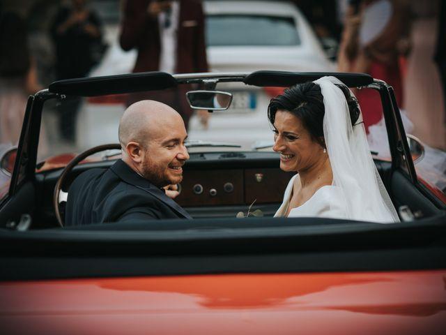 Il matrimonio di Elena e Marco a Tricase, Lecce 34