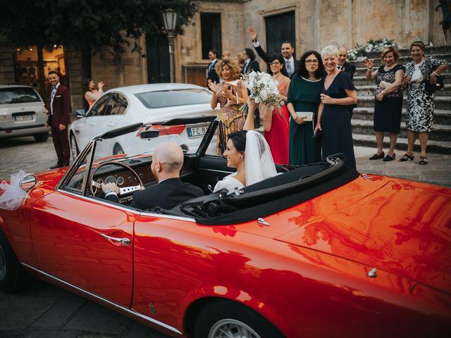 Il matrimonio di Elena e Marco a Tricase, Lecce 1