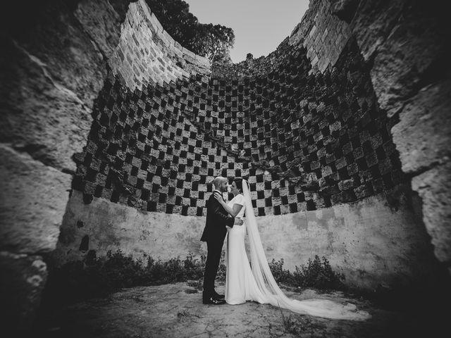 Il matrimonio di Elena e Marco a Tricase, Lecce 35