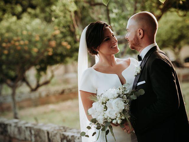 Il matrimonio di Elena e Marco a Tricase, Lecce 37