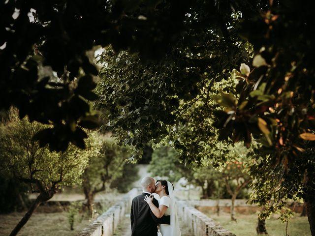 Il matrimonio di Elena e Marco a Tricase, Lecce 38