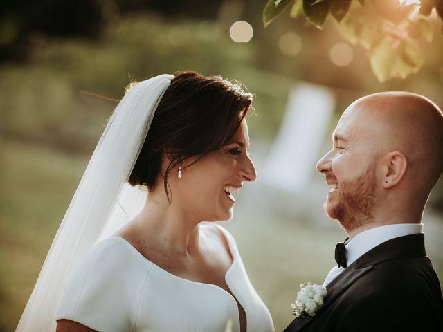 Il matrimonio di Elena e Marco a Tricase, Lecce 39