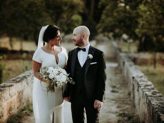 Il matrimonio di Elena e Marco a Tricase, Lecce 40