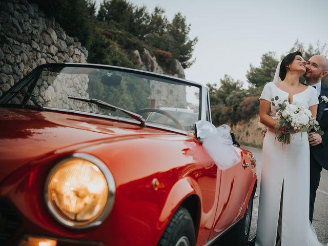 Il matrimonio di Elena e Marco a Tricase, Lecce 45