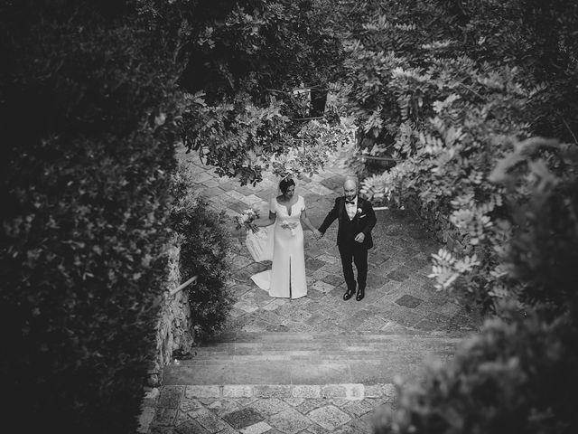 Il matrimonio di Elena e Marco a Tricase, Lecce 47