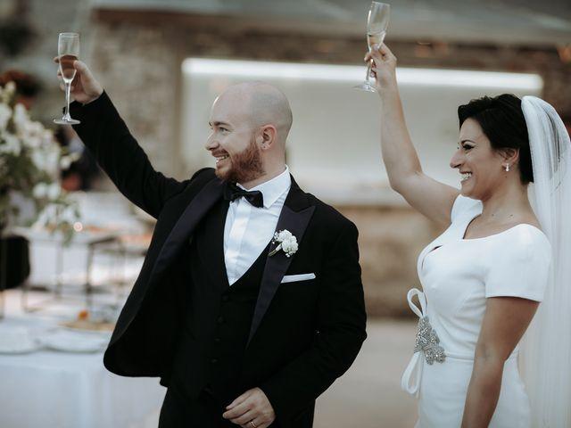 Il matrimonio di Elena e Marco a Tricase, Lecce 53