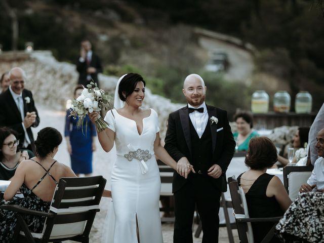 Il matrimonio di Elena e Marco a Tricase, Lecce 54