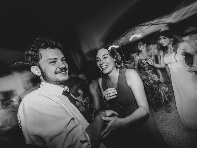 Il matrimonio di Elena e Marco a Tricase, Lecce 73